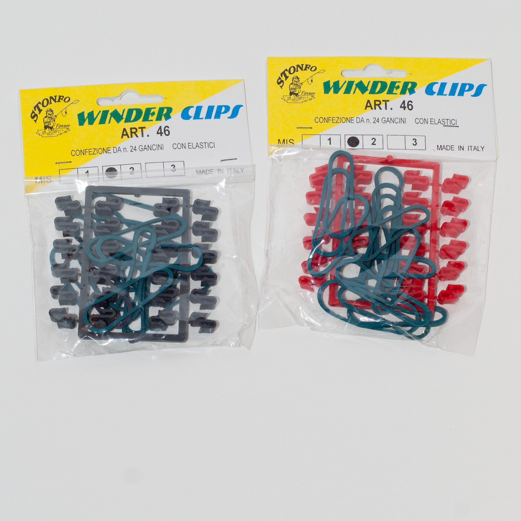 Winder clips