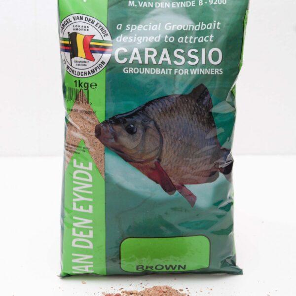 MVDE Carassio Brown Mäsk