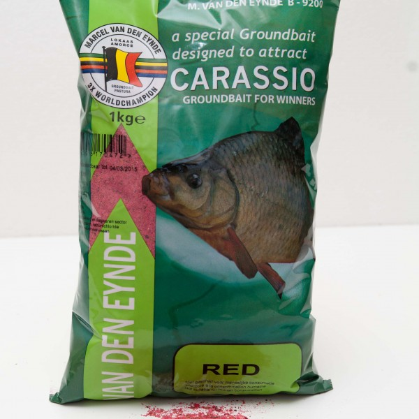 MVDE Carassio Röd Mäsk