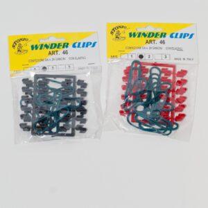 Winder clips